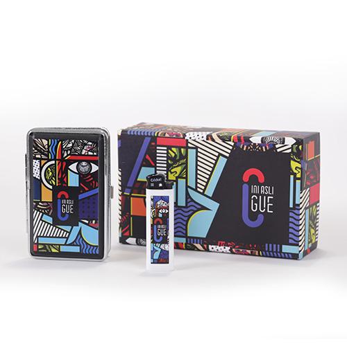 Tinpack + Lighter Boxset
